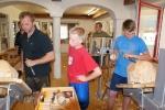 Schnitzkurs 18.-22.07.2011