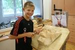 Schnitzkurs 20.-24.08.2012