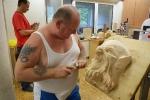 Schnitzkurs 24.-28.09.2012