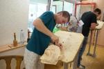 Schnitzkurs 25.-29.06.2012