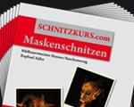 Maskenschnitzbuch - DVD /  Motorsägenschnitzen