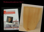 Zirben Maskenholz inkl. DVD
