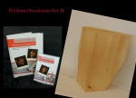 Zirben Maskenholz inkl. Buch & DVD Maskenschnitzen